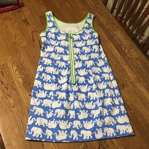 Lilly Pulitzer Tusk In Sun dress